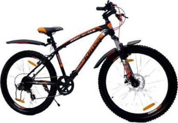 Kross Maximus Bike Front Shocker Disc Brake 7 Speed Ranger Cycle 24 T Mountain/Hardtail Cycle