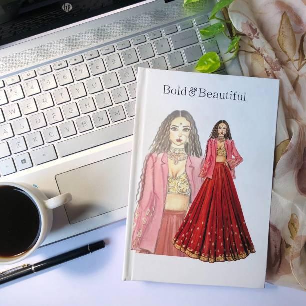 Bitsu Bobsu Designer Diaries A5 Notebook Ruled 100 Pages