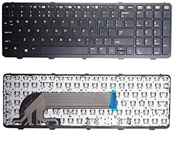 WISTAR Compatible for HP ProBook 450 G0 450 G1 450 G2 455 G1 455 G2 470 G0 470 G1 470 G2 Series 721953-001 727682-001 90.4ZA07.L01 (with Frame) Laptop Keyboard Replacement Key
