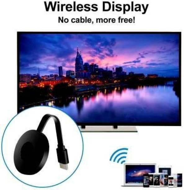 Ayansh Chromecast WiFi HDMI Dongle Media Streaming Device Media Streaming Device