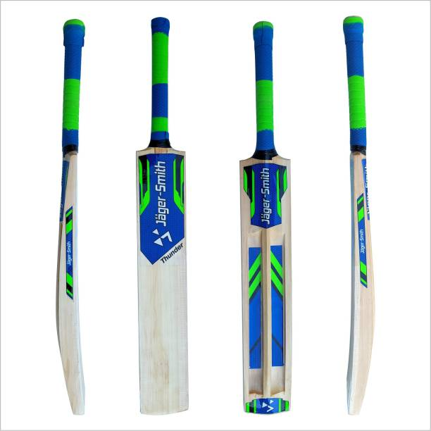 Jager-Smith Thunder Kashmir Willow Cricket  Bat