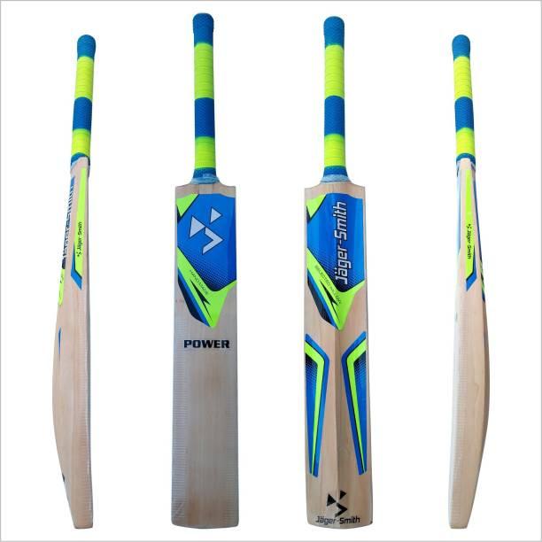 Jager-Smith Power Kashmir Willow Cricket  Bat