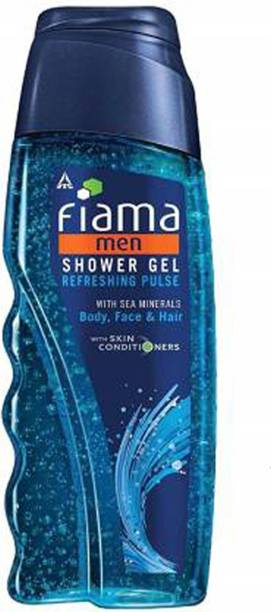 FIAMA Men Shower Gel Refreshing Pluse With Sea Minerals 250ml