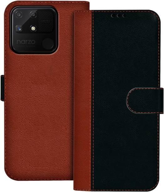 Flipkart SmartBuy Flip Cover for realme Narzo 50A