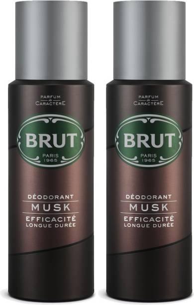 BRUT Musk Deodorant Spray for Men Deodorant Spray  -  For Men
