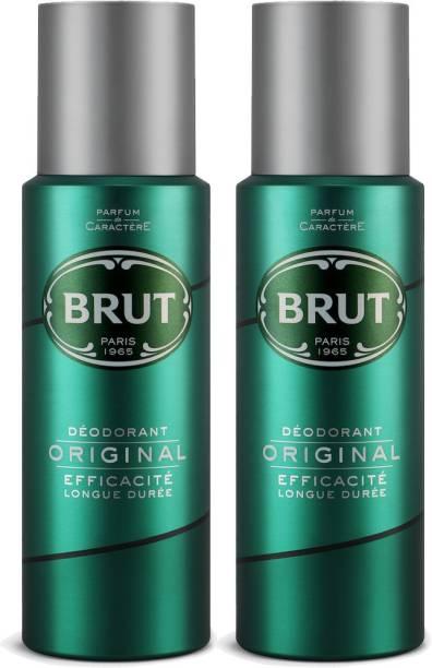 BRUT Original Deodorant Spray for Men Deodorant Spray  -  For Men