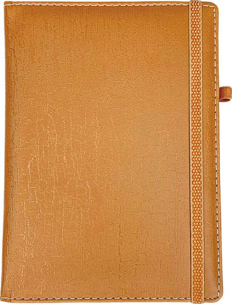 KHUSHCORP ENTERPRISES DIARY NOTEBOOK A5 Diary RULED 270 Pages