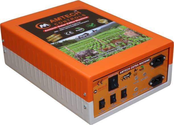 Amtech Controls SOLAR ZATKA MACHINE/FENCE ENERGIZER FOR 50ACRE PWM Solar Charge Controller
