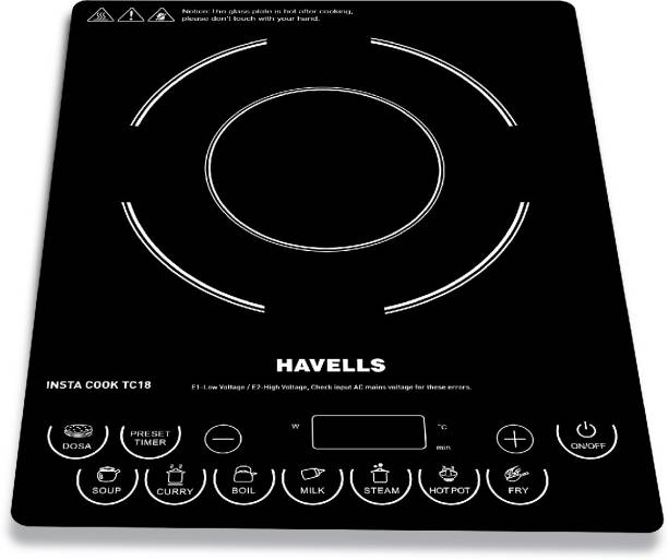 HAVELLS Insta Cook TC 18 Induction Cooktop