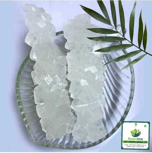 Organic farm Dhaga Mishri [Thread Crystal] Sugar