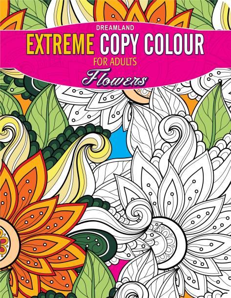 Extreme Copy Colour - Flowers