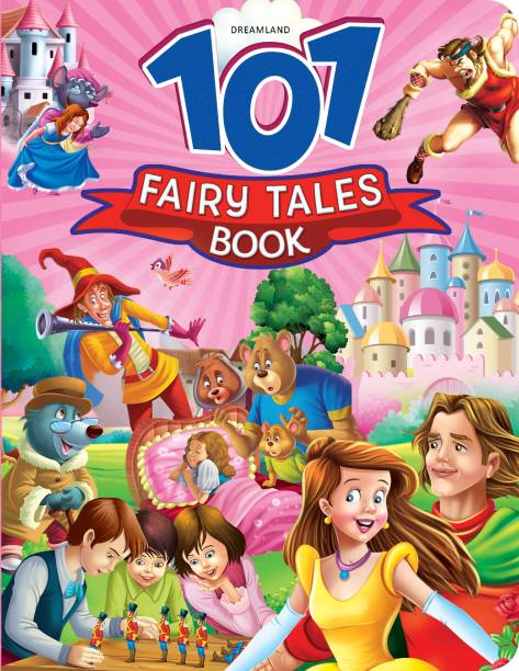 101 Fairy Tales Book (Paperback)