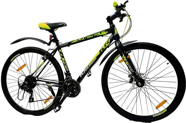 Kross Viper MTB Bike Disc Brake Bicycle Sports Ranger Cycle 28 T Hybrid Cycle/City Bike