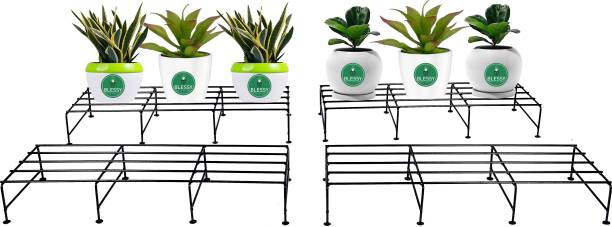 Blessy special new style planter stand pot stand plant stand Plant Container Set