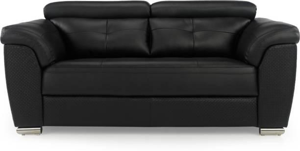 Durian CHARLES/D/2 Leatherette 2 Seater  Sofa