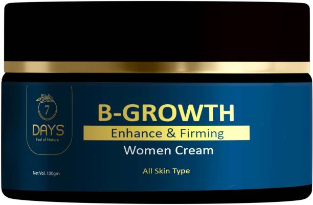 7 Days B-Growth Fast Firming Women Cream for all Skin Type- ( 100 g )- NN3 Women