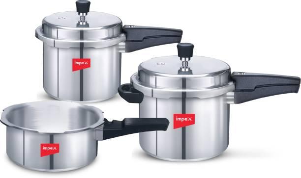 IMPEX IFC235NIB 2 L, 3 L, 5 L Pressure Cooker