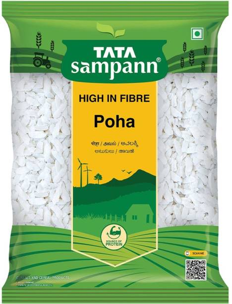 Tata Sampann High in Fibre Poha