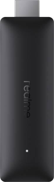 realme 4k Smart Google TV Stick (Black)
