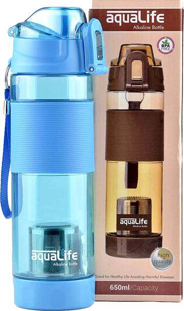 AMAZECARE 650 ml Water Purifier Bottle