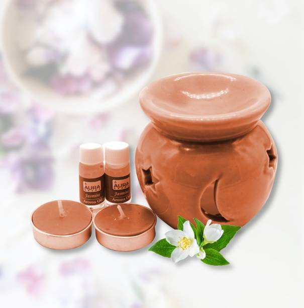 AuraDecor Jasmine Aroma Oil