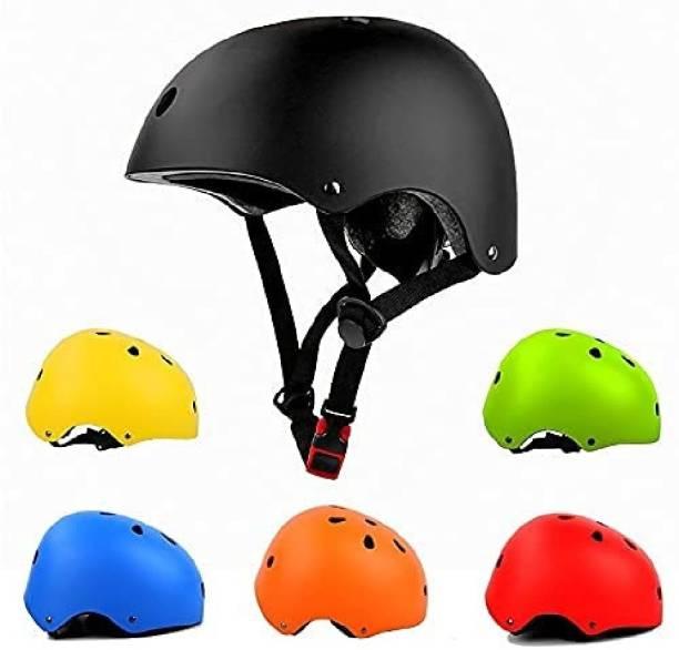 KNAFS Cycling Skate Board Helmets forSafety Adjustable Size Helmets,Multi-Sport Scooter. Cycling Helmet