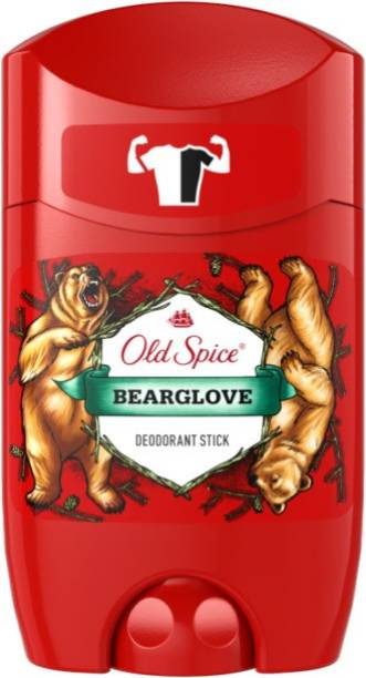 OLD SPICE Bearglove Deodorant Stick 50ml (Imported) Deodorant Stick  -  For Men