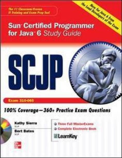 SCJP Sun Certified Programmer For Java 6 Study Guide (Exam 310 - 065)