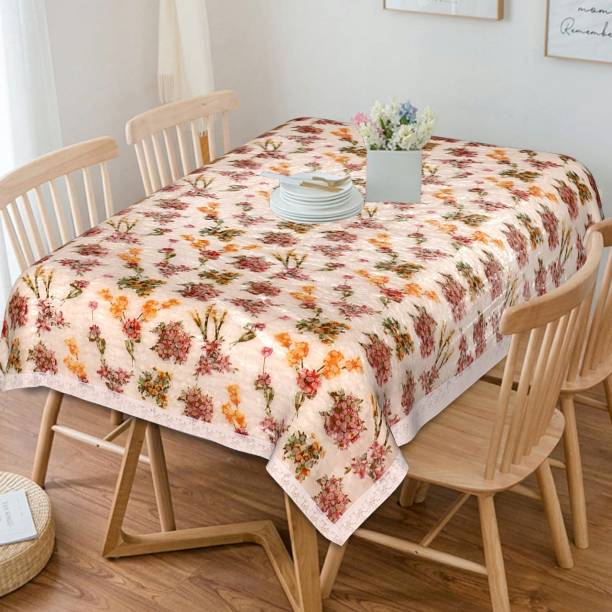 NISYORK Floral 4 Seater Table Cover