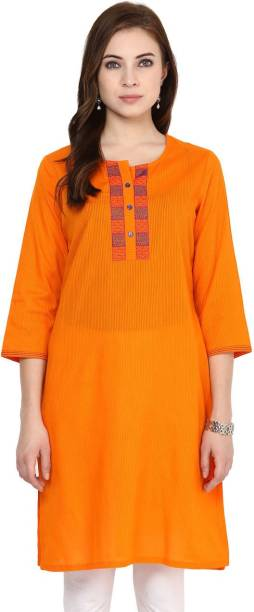 ffc2a0bd9 Cotton Kurtis - Buy Cotton Kurta Online at Best Prices In India ...