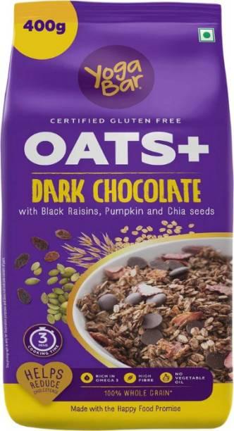 Yogabar Super Oats Dark Chocolate