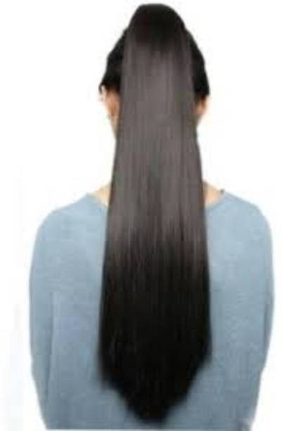 Alizz High quality decent ribbon ponytail Hair Extension