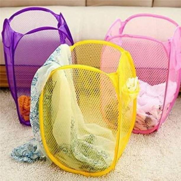 DIKANSHA 20 L Multicolor Laundry Bag