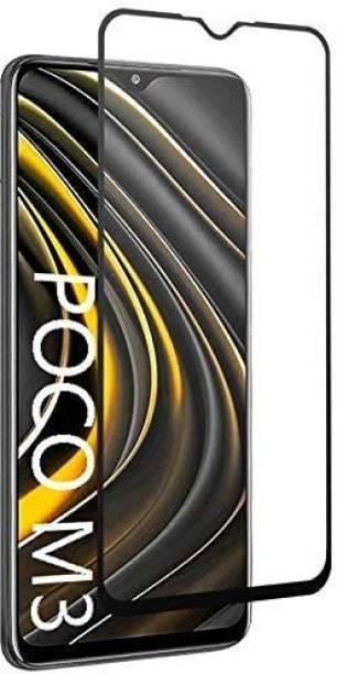 SMARTCASE Edge To Edge Tempered Glass for REALME NARZO 20a, Mi Redmi 9A, Mi Redmi 9i, Poco C3, Redmi 9i, Realme C11, Realme C12, Realme C15, Realme C3, Realme 5, Realme 5i, Realme Narzo 10, Realme Narzo 10a, Realme Narzo 20, Realme 5s, Realme Narzo 30a, Oppo A9 2020, Oppo A5 2020, Oppo A31, Micromax in 1b, Gionee Max Pro, Realme C20, Realme C21, Realme C25, Realme C25s, Motorola G10 Power, Motorola Moto G30, Motorola Moto E7 Power, Oppo A53s, Samsung Galaxy F12, Samsung Galaxy F02s, Micromax IN 2B, Realme C11 2021, Poco C4, Mi Redmi 9i Sport, Poco C31, Mi Redmi 9a Sport, Mi Redmi 9 Activ, Realme Narzo 50A, Realme Narzo 50i, Realme C21Y, Realme C25Y