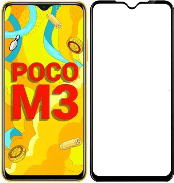 SMARTCASE Edge To Edge Tempered Glass for REALME NARZO 10, Mi Redmi 9A, Mi Redmi 9i, Poco C3, Redmi 9i, Realme C11, Realme C12, Realme C3, Realme C3, Realme 5, Realme 5i, Realme 5s, Realme Narzo 10a, Realme Narzo 20, Realme Narzo 20a, Realme Narzo 30a, Oppo A9 2020, Oppo A5 2020, Oppo A31, Gionee Max Pro, Realme C20, Mi 9 Sport, Realme C21, Realme C25, Realme C25s, Motorola G10 Power, Motorola Moto G30, Motorola Moto E7 Power, Oppo A53s, Samsung Galaxy F12, Samsung Galaxy F02s, Micromax IN 2B, Realme C11 2021, Poco C4, Mi Redmi 9i Sport, Poco C31, Mi Redmi 9a Sport, Mi Redmi 9 Activ, Realme Narzo 50A, Realme Narzo 50i, Realme C21Y, Realme C25Y