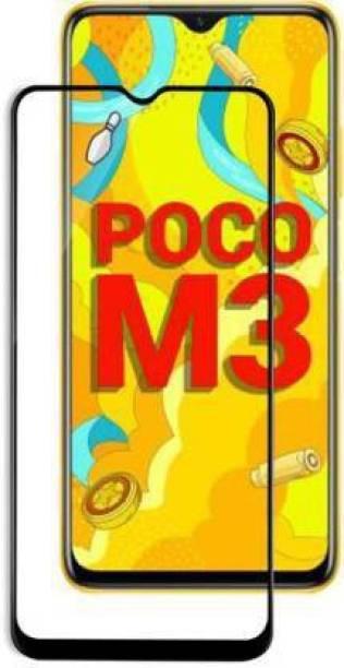 SMARTCASE Edge To Edge Tempered Glass for REALME 5, REALME 5s, Mi Redmi 9A, Mi Redmi 9i, Poco C3, Realme C11, Realme C12, Realme C15, Realme C3, Redmi 9i, Realme 5i, Realme Narzo 10, Realme Narzo 10a, Realme Narzo 20, Realme Narzo 20a, Realme Narzo 30a, Oppo A9 2020, Oppo A5 2020, Oppo A31, Micromax in 1b, Gionee Max Pro, Realme C20, Realme C21, Realme C25, Realme C25s, Motorola G10 Power, Motorola Moto G30, Motorola Moto E7 Power, Oppo A53s, Samsung Galaxy F12, Samsung Galaxy F02s, Micromax IN 2B, Realme C11 2021, Poco C4, Mi Redmi 9i Sport, Poco C31, Mi Redmi 9a Sport, Mi Redmi 9 Activ, Realme Narzo 50A, Realme Narzo 50i, Realme C21Y, Realme C25Y