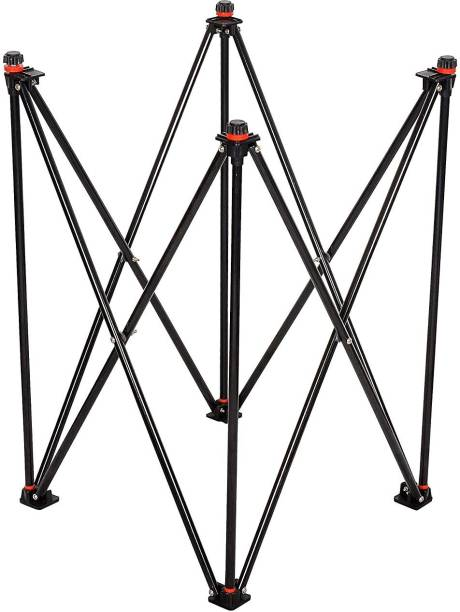 Whitedot WDS Foldable Professional Easy Foldable Height Adjustable Carrom Board Stand Carrom Stand