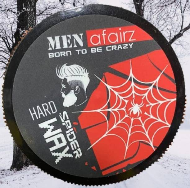 LACASA BEAUTY CARE MEN BOERN TO CRAZY HARD SPIDER WAX Hair Wax