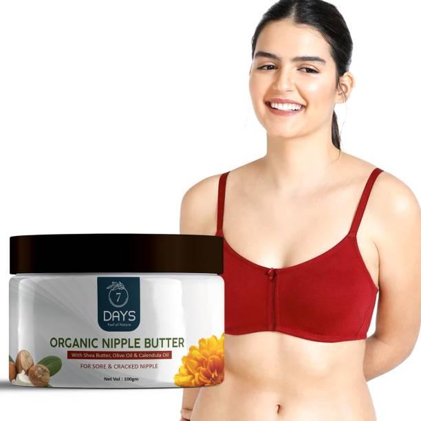 7 Days nipple whitening tightening cream for women Women