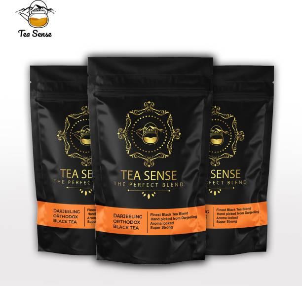 Tea Sense BLACK100 Black Tea Pouch