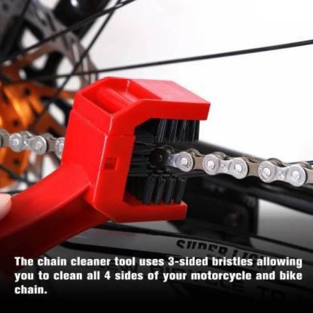 KLOUT Plastic Vehicle Washing  Chain Cleaner Brush