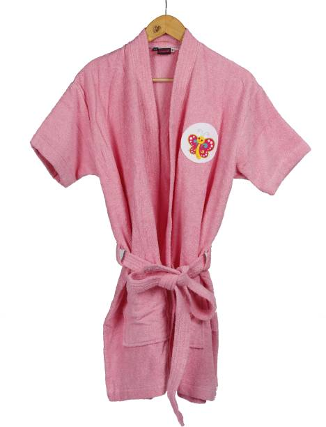 Gifts and Boxes Pink XXL Bath Robe