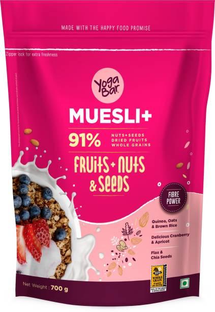 Yogabar Fruit and Nuts & Seed Muesli