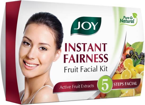 Joy Instant Fairness Fruit Facial Kit