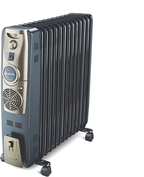 BAJAJ Majesty RH11 F Plus Oil Filled Room Heater