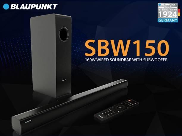 Blaupunkt SBW150 with HDMI-ARC 160 W Bluetooth Soundbar