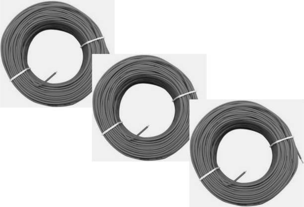 vinytics PVC Black, Black, Black 180 m Wire
