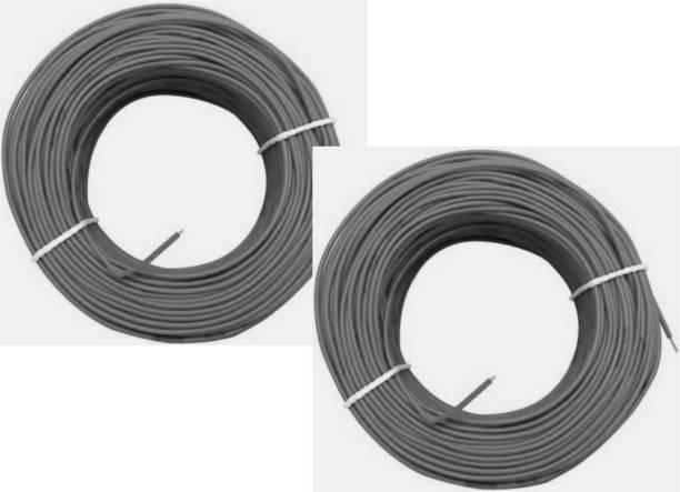 vinytics PVC Black, Black 270 m Wire