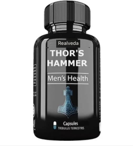 realveda thor's hammer capsules for Men