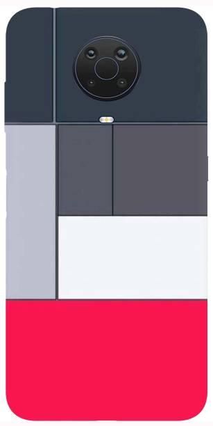 PrintKing Back Cover for Nokia G20